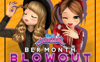 Club Audition M BER MONTH BLOW OUT! - October