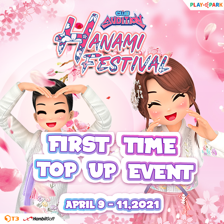 Club Audition M: Hanami First Time Top