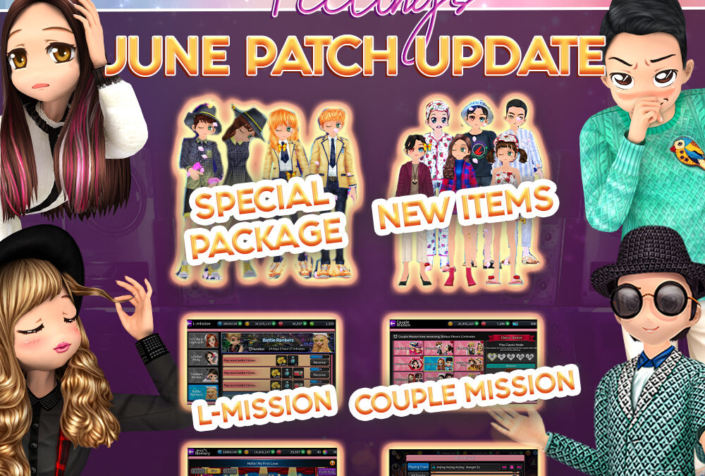 Club Audition M – June Patch Update