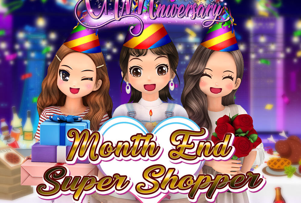 Club Audition M: CAMniversary Month End Promo