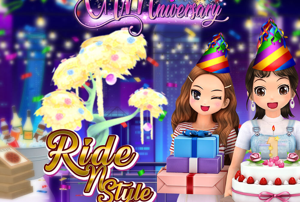 Club Audition M: CAMniversary Ride 'N Style