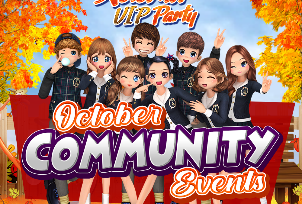 Club Audition M: September Community Events