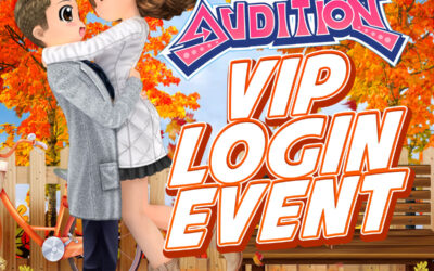 Club Audition M: October Login Event